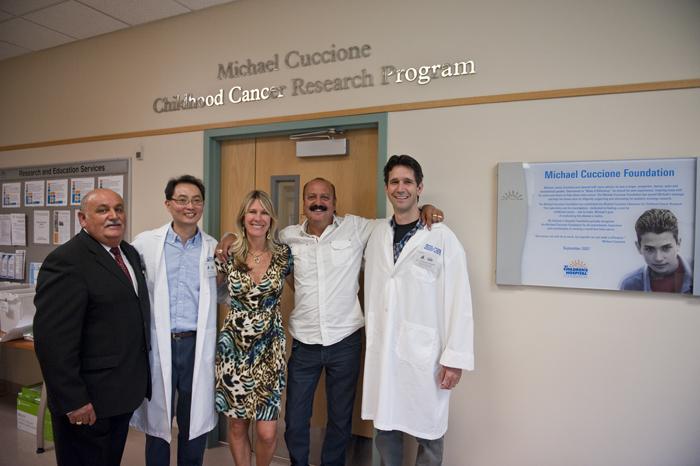 BC Children's Hospital Honours Michael Cuccione Foundation ...