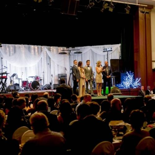 20th Annual Fundraising Gala 2015 Event Raised $360,000