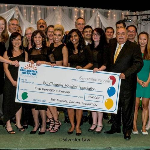 Michael Cuccione Foundation Raises $500,000 for Childhood Cancer Research